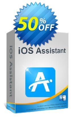 Coolmuster iOS Assistant for Mac - 1 Year License(16-20PCs) Coupon, discount affiliate discount. Promotion: