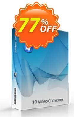 7thShare 3D Video Converter Coupon discount 60% discount7thShare 3D Video Converter. Promotion: