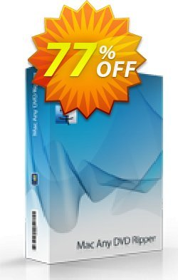 7thShare Mac Any DVD Ripper Coupon, discount 60% discount7thShare Mac Any DVD Ripper. Promotion: