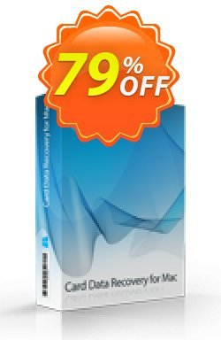 7thShare Card Data Recovery for Mac Coupon discount 60% discount7thShare Card Data Recovery for Mac. Promotion: