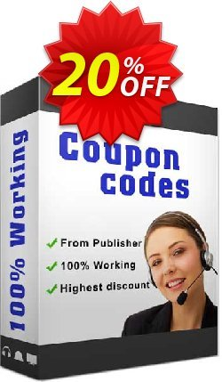 IronPDF Developer License Coupon, discount 20% bundle discount. Promotion: