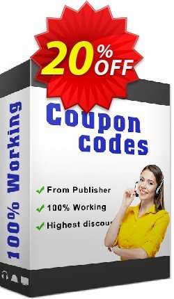 IronBarcode Organization License Coupon, discount 20% bundle discount. Promotion: 20% discount for purchasing 2 products together as a bundle