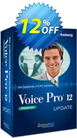 Update Voice Pro 12 Premium - ohne Headset  Coupon discount Coupon code Update Voice Pro 12 Premium (ohne Headset)
