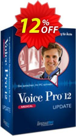 Update Voice Pro 12 Medical - ohne Headset  Coupon discount Coupon code Update Voice Pro 12 Medical (ohne Headset)