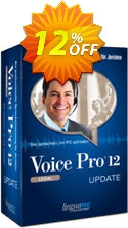 Update Voice Pro 12 Legal - ohne Headset  Coupon discount Coupon code Update Voice Pro 12 Legal (ohne Headset)