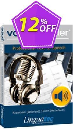 Voice Reader Studio 15 DUN / Nederlands - Nederland /Dutch - Netherlands  Coupon discount Coupon code Voice Reader Studio 15 DUN / Nederlands (Nederland)/Dutch (Netherlands) - Voice Reader Studio 15 DUN / Nederlands (Nederland)/Dutch (Netherlands) offer from Linguatec