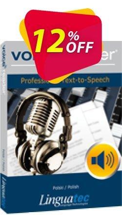 Voice Reader Studio 15 PLP / Polski/Polish Coupon discount Coupon code Voice Reader Studio 15 PLP / Polski/Polish - Voice Reader Studio 15 PLP / Polski/Polish offer from Linguatec