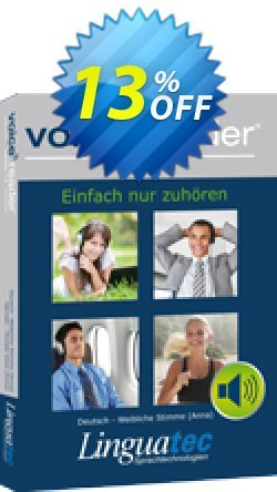 Voice Reader Home 15 English - American - Male voice  - Tom  Coupon, discount Coupon code Voice Reader Home 15 English (American) - Male voice [Tom]. Promotion: Voice Reader Home 15 English (American) - Male voice [Tom] offer from Linguatec