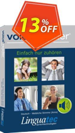 Voice Reader Home 15 Svensk -  - Alva / Swedish - Female  - Alva  Coupon, discount Coupon code Voice Reader Home 15 Svensk - [Alva] / Swedish - Female [Alva]. Promotion: Voice Reader Home 15 Svensk - [Alva] / Swedish - Female [Alva] offer from Linguatec