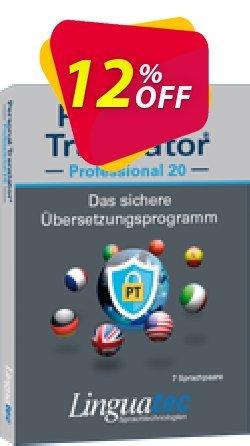 Personal Translator Professional 20 Coupon discount Coupon code Personal Translator Professional 20