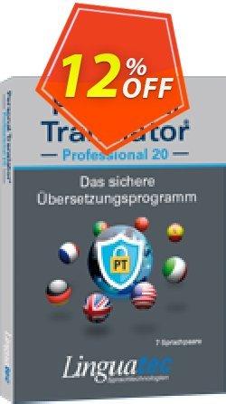 Update Personal Translator Professional 20 Coupon discount Coupon code Update Personal Translator Professional 20