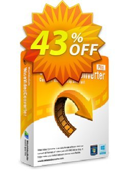Wise Video Converter Pro Coupon, discount Affiliate Discount. Promotion: Wisecleaner coupon code (50379)