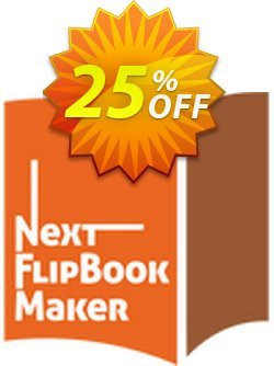 Next FlipBook Maker Pro for Mac Coupon, discount 25% OFF Next FlipBook Maker Pro for Mac	 Oct 2020. Promotion: Excellent deals code of Next FlipBook Maker Pro for Mac	, tested in October 2020