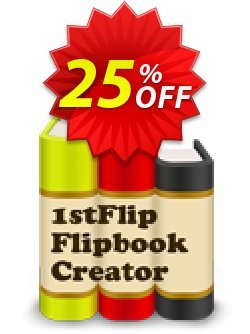 1stFlip Flipbook Creator Coupon, discount 1stFlip discount 52083. Promotion:
