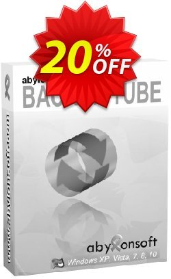 abylon BACKUP-TUBE Coupon, discount 20% OFF abylon BACKUP-TUBE, verified. Promotion: Big sales code of abylon BACKUP-TUBE, tested & approved