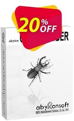 abylon UAC-GRABBER Coupon, discount 20% OFF abylon UAC-GRABBER, verified. Promotion: Big sales code of abylon UAC-GRABBER, tested & approved