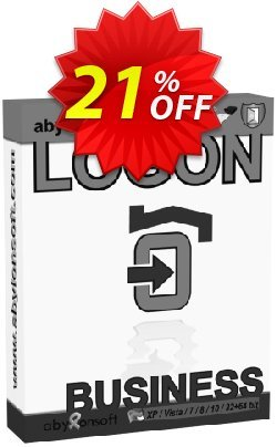 abylon LOGON Business Coupon, discount 20% OFF abylon LOGON Business, verified. Promotion: Big sales code of abylon LOGON Business, tested & approved