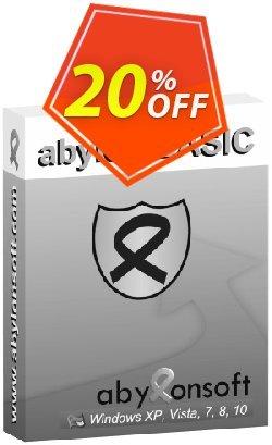 abylon BASIC Coupon discount 20% OFF abylon BASIC, verified