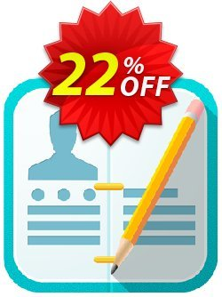 Cisdem ContactsMate Coupon discount Cisdem ContactsMate for Mac - 1 Year License wonderful discounts code 2019. Promotion: Promo code of Cisdem.com