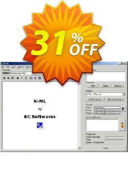 K-ML Coupon, discount 30% OFF K-ML, verified. Promotion: Awesome promo code of K-ML, tested & approved