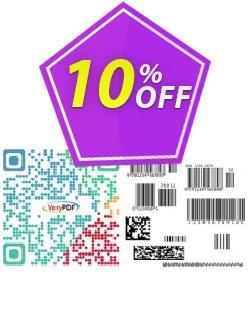 VeryUtils Barcode Generator COM/SDK Coupon, discount 10% OFF VeryUtils Barcode Generator COM/SDK, verified. Promotion: Wonderful discounts code of VeryUtils Barcode Generator COM/SDK, tested & approved
