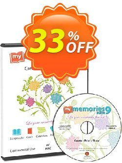 My Memories Suite Shipped Disc Coupon discount 30% OFF My Memories Suite Shipped Disc, verified - Amazing promotions code of My Memories Suite Shipped Disc, tested & approved