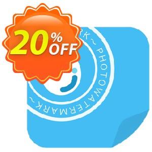Voilabits PhotoWatermark for Mac Coupon, discount 20% Discount Voilabits (53846). Promotion: