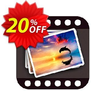 Voilabits PhotoSlideshowMaker for Mac Coupon, discount 20% Discount Voilabits (53846). Promotion:
