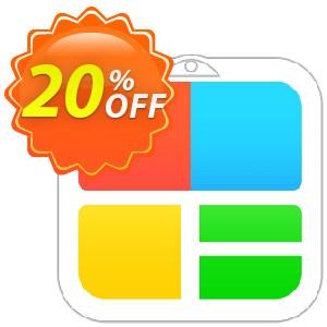 Voilabits PhotoCollageMaker for Mac Coupon, discount 20% Discount Voilabits (53846). Promotion: