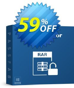 PassFab for RAR Coupon, discount 58% OFF PassFab for RAR, verified. Promotion: Staggering deals code of PassFab for RAR, tested & approved