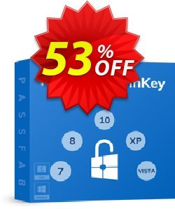 PassFab 4WinKey - for Mac  Coupon, discount 50% OFF PassFab 4WinKey (for Mac), verified. Promotion: Staggering deals code of PassFab 4WinKey (for Mac), tested & approved