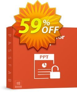 PassFab for PPT Coupon, discount 58% OFF PassFab for PPT, verified. Promotion: Staggering deals code of PassFab for PPT, tested & approved
