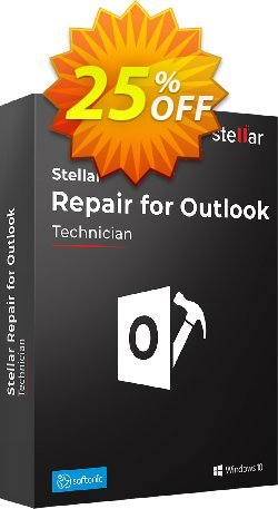 Stellar Phoenix Outlook PST Repair offer - Technician Coupon, discount NVC Exclusive Coupon. Promotion: NVC Exclusive Coupon