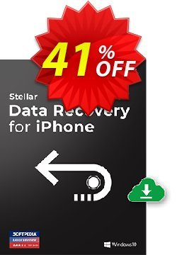 Stellar Data Recovery for iPhone Coupon discount Stellar Data Recovery for iPhone [1 Year Subscription] best offer code 2020. Promotion: iphone recovery discount df: STEL-F84L-IVSO
