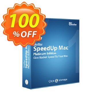 Stellar Speedup Mac Platinum Coupon, discount NVC Exclusive Coupon. Promotion: NVC Exclusive Coupon