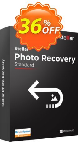 Stellar Photo Recovery Coupon, discount Stellar Photo Recovery-Windows Standard [1 Year Subscription] amazing discounts code 2020. Promotion: NVC Exclusive Coupon