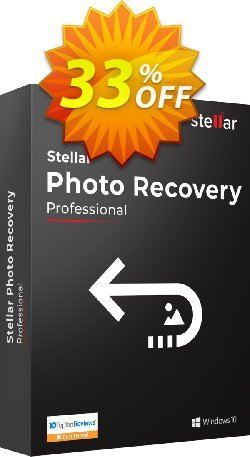Stellar Photo Recovery Professional Coupon, discount Stellar  Photo Recovery-Windows Professional [1 Year Subscription] fearsome promo code 2020. Promotion: NVC Exclusive Coupon