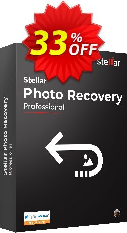 Stellar Photo Recovery Professional - MAC  Coupon, discount Stellar Photo Recovery-Mac Professional [1 Year Subscription] dreaded discounts code 2020. Promotion: NVC Exclusive Coupon