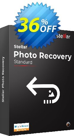 Stellar Photo Recovery - MAC  Coupon, discount Stellar Photo Recovery Standard (Mac) [1 Year Subscription] formidable promotions code 2020. Promotion: NVC Exclusive Coupon