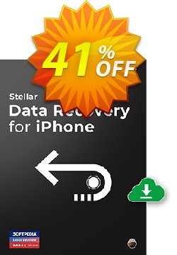 Stellar Data Recovery for iPhone coupon (MAC) Coupon, discount Smart Finder 50% Off. Promotion: NVC Exclusive Coupon