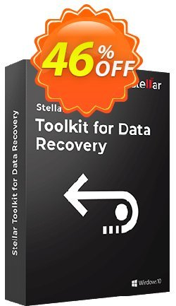 Stellar Phoenix Data Recovery Toolkit Coupon, discount NVC Exclusive Coupon. Promotion: NVC Exclusive Coupon