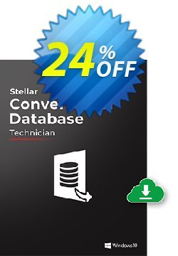 Stellar Converter for Database Coupon, discount Stellar Converter for Database  Best offer code 2021. Promotion: Best offer code of Stellar Converter for Database  2021
