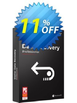 Stellar Data Recovery Professional - 2 Years  Coupon, discount Stellar Data Recovery Professional Windows [2 Year Subscription] Wondrous discounts code 2021. Promotion: Wondrous discounts code of Stellar Data Recovery Professional Windows [2 Year Subscription] 2021