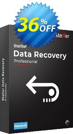 Stellar Data Recovery Professional for Mac Coupon, discount NVC Exclusive Coupon. Promotion: Stellar Phoenix Mac Data Recovery Exclusive Coupon