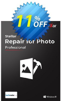 Stellar Repair For Photo Professional Coupon, discount Stellar Repair For Photo Professional Windows Awful offer code 2021. Promotion: Awful offer code of Stellar Repair For Photo Professional Windows 2021