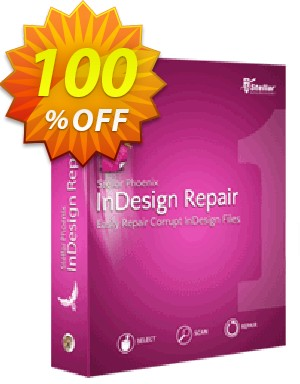 Stellar Repair for InDesign Coupon, discount NVC Exclusive Coupon. Promotion: NVC Exclusive Coupon