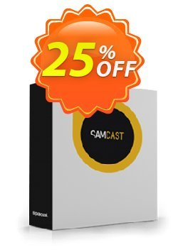 SAM Cast STUDIO Coupon, discount 25% OFF SAM Cast STUDIO, verified. Promotion: Amazing promo code of SAM Cast STUDIO, tested & approved