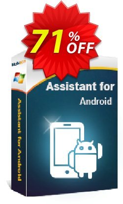 MobiKin Assistant for Android (1 Year) Coupon, discount 50% OFF. Promotion: