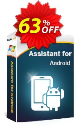 MobiKin Assistant for Android - Lifetime, 2-5PCs License Coupon discount 50% OFF -