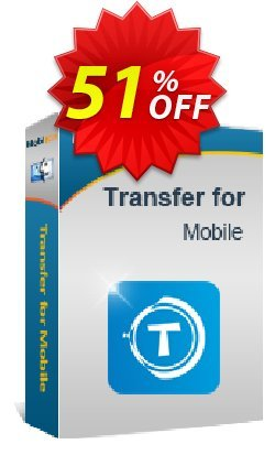 MobiKin Transfer for Mobile - Mac Version - 1 Year, 6-10PCs License Coupon, discount 50% OFF. Promotion: